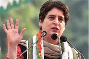 priyanka shrugged off the central government said  the farmers