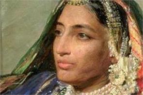 last sikh queen earrings sold