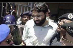pakistan shifts daniel pearl s killers omar sheikh to rest house