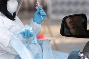 corona virus new york doctor medical staff