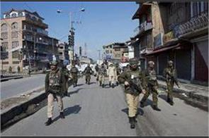 restrictions in kashmir mirwaiz house arrest