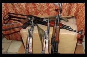 police in shopian solves weapon snatching case two arrested