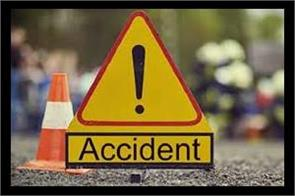 accident in ghagwal  3 killed