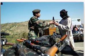 jaish militant shun militancy in kashmir