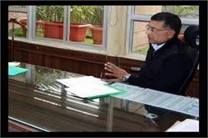 elections officer review elections preparedeness in jammu