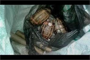 3 gernade found in kashmir