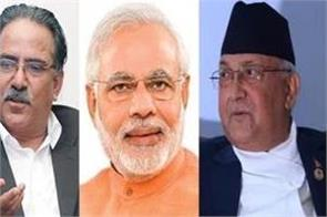 prachanda accuses nepal pm of dissolving parliament on india s direction