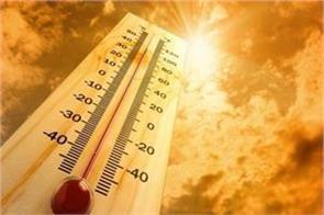 heat waves in jammu