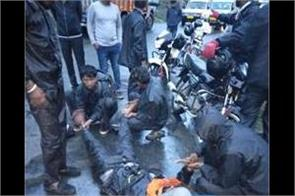2 non local bikers dead in kashmir