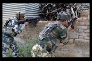 militant killed in brief encounter in pulwama