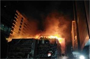 mumbai kamala mill  fire  bmc  restaurants