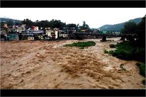 flood in rajouri 2 drowned