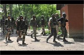 j k in the anantnag encounter security forces have piled 2 militants