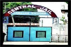 barracks burnt amid clashes in srinagar s central jail