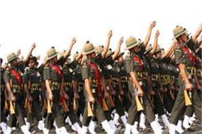 army recruitment rally in rajouri