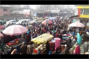 life return to normal in sopore after hartaal