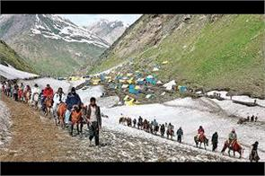 3 amarnath yatris died  toll reach 6