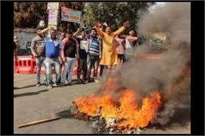 situation tense in kishtwar after rss leader kiilings