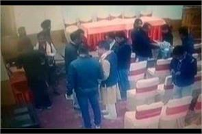 bjp is in trouble in leh media bribe case