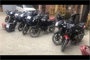 bike theft case solve by police in pulwama