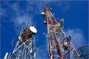 the revenue of telecom companies fell by 20 percent