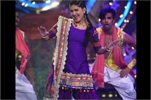sapna chaudhary danced to the song  teri aankhya ka yo kajal