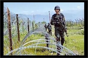 ceasefire violation in kashmir kupwara