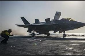 pentagon temporarily grounds new f 35 jets after crash