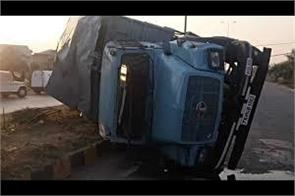sub inspector among 7 paramilitary men injured as vehicle turns turtle
