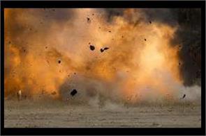 solider injured in mine blast in poonch