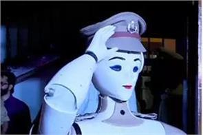 the country s first humanoid robot coop joined the kerala police