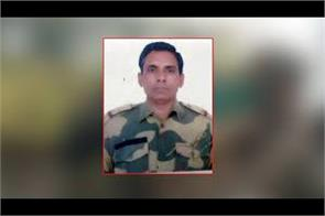 bsf jawan died due to heart attack in mendhar