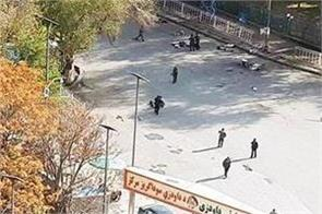 afghanistan blast in kabul many people may be killed