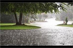 rain in haryana punjab today