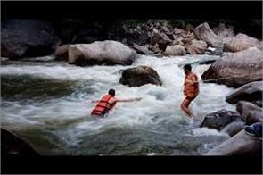 boy drowned in neeru river