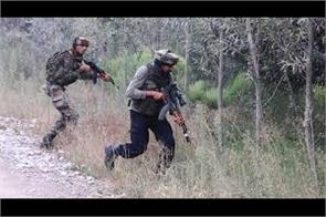 two militant killed in brief shootout in shopian