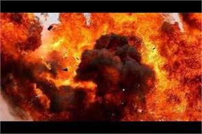 blast in bsf hq rajouri 2 injured