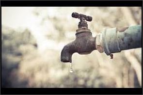 basholi people threat of chakka jam if water supply not restore