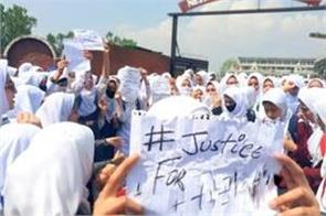 clashes in kashmir on bandipora rape