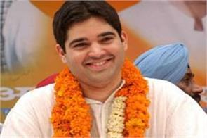varun gandhi in 9 years not even once paid wages