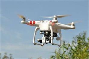 tomato milk supply using drone