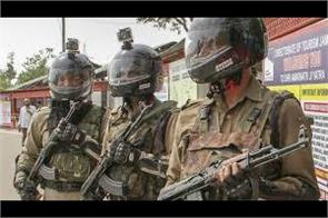 security tight in jammu on 15 august