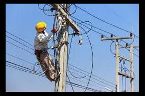 lineman got injured by electric shock in kathua