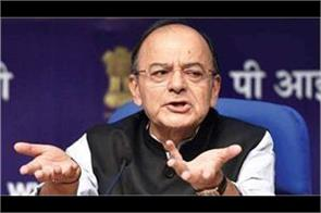 there is no solid base behind the protests of trade unions jaitley