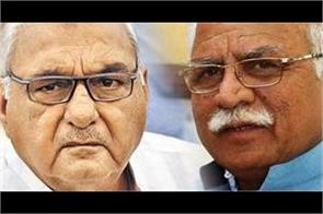 people rejected most ministers of both khattar and hooda governments