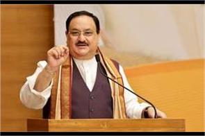 nadda s new team expresses intent to win in bengal tamil nadu kerala
