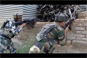 militant killed in brief shootout in kulgam