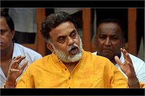 sanjay nirupam counterattacked on kharge