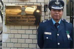 wing commander anjali singh becomes deputy air attaché of ie