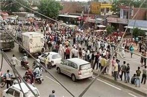 transporters strike in kathua